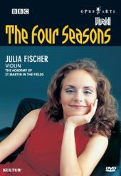 Album artwork for Vivaldi: The Four Seasons / Julia Fischer