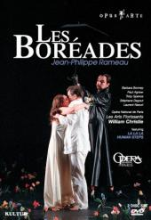 Album artwork for Rameau: LES BOREADES