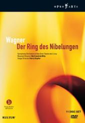 Album artwork for Wagner: DER RING DES NIBELUNGEN / De Billy