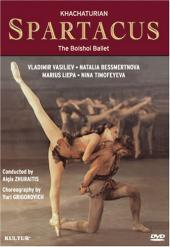 Album artwork for Khachaturian: Spartacus / Bolshoi Ballet