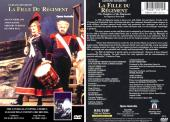 Album artwork for DONIZETTI - LA FILLE DU REGIMENT