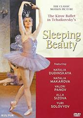 Album artwork for TCHAIKOVSKY: SLEEPING BEAUTY