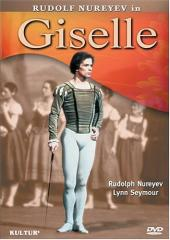 Album artwork for GISELLE / Nureyev