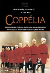 Album artwork for Delibes: Coppelia / Lyon National Opera Ballet