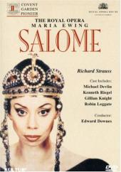 Album artwork for R STRAUSS - SALOME / Ewing