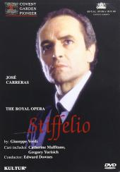 Album artwork for Verdi: Stiffelio / Carreras, Malfitano