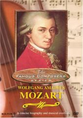Album artwork for MOZART: THE FAMOUS COMPOSERS