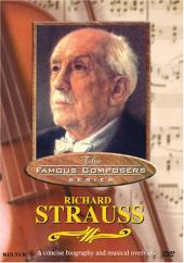 Album artwork for STRAUSS: THE FAMOUS COMPOSERS SERIES