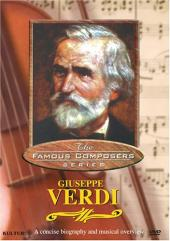 Album artwork for VERDI: THE FAMOUS COMPOSERS SERIES