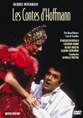Album artwork for OFFENBACH - LES CONTES D'HOFFMANN (Domingo/Baltsa