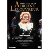 Album artwork for CILEA: ADRIANA LECOUVREUR / Sutherland