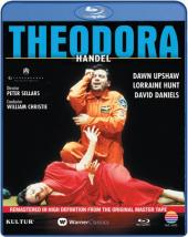 Album artwork for HANDEL: THEODORA / Upshaw, Daniels