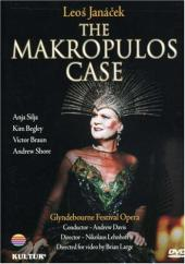 Album artwork for JANACEK: THE MAKROPULOS CASE