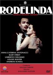 Album artwork for Handel: Rodelinda / Antonacci, Streit, Scholl