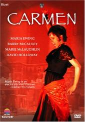 Album artwork for BIZET - CARMEN / Ewing, Haitink