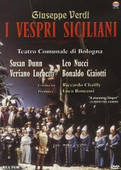 Album artwork for Verdi: I VESPRI SICILIANI / Nucci, Chailly