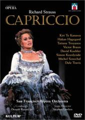 Album artwork for STRAUSS - CAPRICCIO