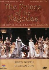 Album artwork for Britten: PRINCE OF THE PAGODAS