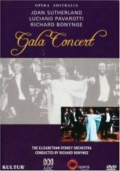 Album artwork for GALA CONCERT - SUTHERLAND & PAVAROTTI