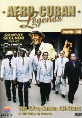 Album artwork for AFRO CUBAN LEGENDS (DVD)