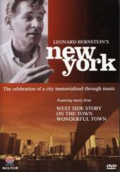 Album artwork for LEONARD BERNSTEIN'S NEW YORK