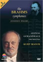 Album artwork for Brahms: Symphonies (Masur)