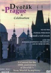 Album artwork for Dvorak in Prague: A Celebration / Ma, Perlman, Oza