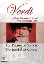 Album artwork for Verdi: The Pursuit of Success / Burden of Success