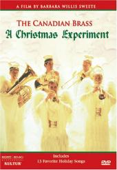 Album artwork for THE CANADIAN BRASS: A CHRISTMAS EXPERIMENT