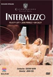 Album artwork for R. Strauss: Intermezzo (Lott, Pringle, Caley)