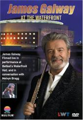 Album artwork for James Galway: At the Waterfront