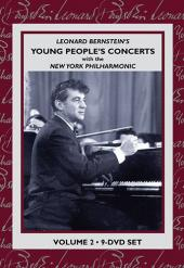 Album artwork for Young Peoples Concerts Vol. 2 / Leonard Bernstein