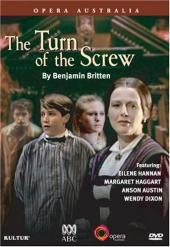 Album artwork for Benjamin Britten: The Turn of the Screw