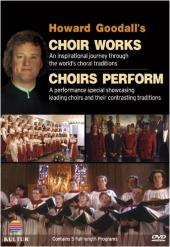 Album artwork for HOWARD GOODALL'S CHOIR WORKS