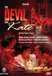 Album artwork for DVORAK - THE DEVIL AND KATE