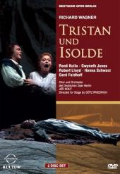 Album artwork for Wagner: Tristan and Isolde w/ Kollo, Jones, Kout