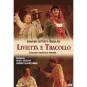 Album artwork for Pergolesi: Livietta e Tracollo