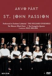 Album artwork for Arvo Part: St. John Passion