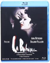 Album artwork for La Boheme - The Film Version / Netrebko, Villazon