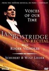Album artwork for Voices of our time- Ian Bostridge in Recital
