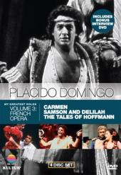 Album artwork for Placido Domingo: My Greatest Roles Vol3 French