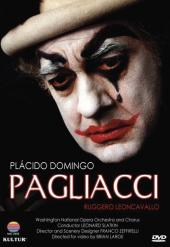 Album artwork for Leoncavallo: I Pagliacci / Domingo, Slatkin
