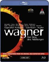Album artwork for WAGNER: DER RING DES NIBELUNGEN / Barenboim
