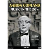 Album artwork for AARON COPLAND MUSIC IN THE 20'S
