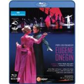 Album artwork for TCHAIKOVSKY: EUGEN ONEGIN - BLURAY