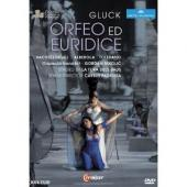 Album artwork for ORFEO ED EURIDICE - GLUCK