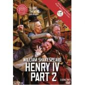 Album artwork for HENRY IV-PART 2-SHAKESPEARE'S GLOBE THEATRE