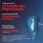Album artwork for Stravinsky: Le Sacre du Printemps (Mester)