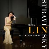 Album artwork for Stravinsky: Solo Piano Works / Jenny Lin