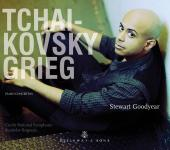 Album artwork for Piano Concertos of Grieg & Tchaikovsky / Goodyear